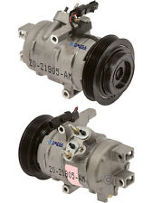 AC Compressor Fits: 05 - 08 Doge Magnum / 06 - 10 Dodge Charger / V6 2.7L ONLY