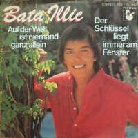 """Bata Illic - Auf Der Welt Ist Niemand Ganz Allein 7"""" Vinyl Schallplatte - 31560"""