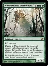 MTG Magic ISD - Moldgraf Monstrosity/Monstruosité du moldgraf, French/VF