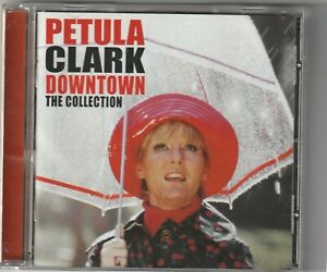 Petula Clark - Downtown, The Collection  (Sanctuary 2011)