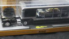 M2 Machines Super Chase 1 of 216 1957 57 Chevy Hauler Black Gold 1:64 Diecast