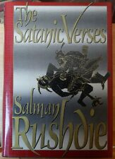 THE SATANIC VERSES - BY SALMAN RUSHDIE - IN VERY GOOD CONDITION, 1989