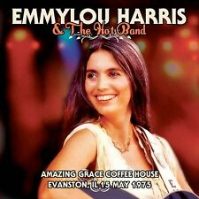 Emmylou Harris - Amazing Coffee House, Evanston IL 15th May 1973 New LP + sealed