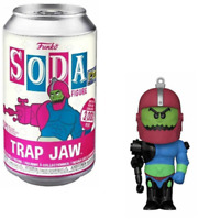 FUNKO POP SODA MASTERS OF THE UNIVERSE TRAP JAW SDCC SHARED EXCLUSIVE - SEALED