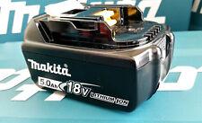 GENUINE MAKITA BATTERY 18 VOLT 5.0AH LITHIUM ION BL1850B AUSTRALIAN 2017 PRODUCT