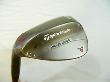 New LH Taylormade MG Antique Bronze 60* SB Lob Wedge LW 60.10 Milled Grind