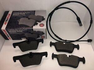 Rear Brake Pads & Sensor For BMW 1 Series F20 F21 114 116 118 120 125 2011-2019