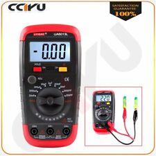 Capacitor Tester Capacitance ESR Meters Test Detectors Equipment Measure UA6013L