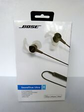Bose SoundTrue Ultra In-Ear Headphones Charcoal  Brand New Sealed