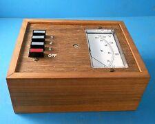PAK-TRONICS MODEL 1703 ELECTRONIC THERMOMETER VINTAGE TEST EQUIPMENT