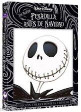 PESADILLA ANTES DE NAVIDAD EDICION COLECCIONISTA DVD NUEVO ( SIN ABRIR )