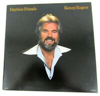 "Kenny Rogers DAYTIME FRIENDS Record 12"" Vinyl LP Album 33 RPM 1977 B1"