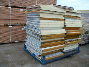 Abschnitte Sandwichplatten - Sandwichelemente - Sandwichpaneele - Isolierpaneele