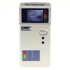EMF RF Radiation ElectroMagnetic Meter 8GHz Cornet ElectroSmog ED88T Tri Mode