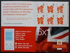 Mint Never Hinged/MNH Olympics British Stamp Booklets