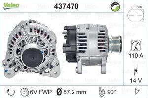 VALEO Lichtmaschine Generator LiMa ohne Pfand VALEO RE-GEN REMANUFACTURED 437470