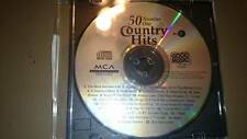50 Number One Country Hits Disc 2 CD