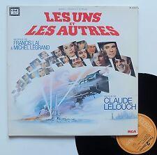 """LP Francis Lai / Michel Legrand  """"Les uns et les autres"""""""