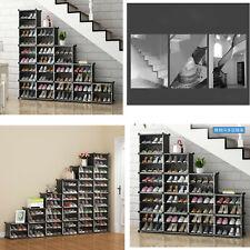 HH® Schuhschrank für 24-80 paar Schuhablage Schuhregal Schuhständer Regal
