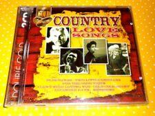 COUNTRY LOVE SONGS  -  2 CD 2003  NUOVO E SIGILLATO