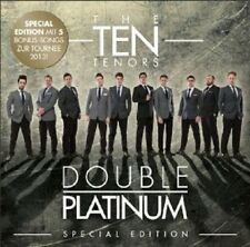 The ten tenori-Double Platinum (special edition) 2 CD 22 tracks nuovo