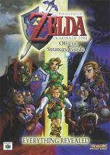 The Legend of Zelda: Ocarina of Time Official Strategy Guide (Bradygames Strateg