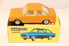 Lion Car 40 Daf 55C 55 Coupe rare brown near mint in box very scarce model