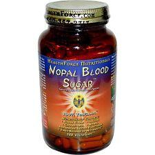 Il NOPAL Zucchero nel Sangue - 180 TAPPI Vegan da healthforce Nutritionals-estratto di Cactus