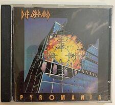 Def Leppard - Pyromania CD 1987 Mercury UDCD 520 Heavy Metal VG