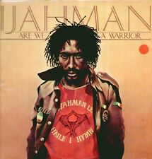 "IJAHMAN ARE WE A WARRIOR "" LP NUOVO  (UNPLAYED) RICORDI - ITALY"