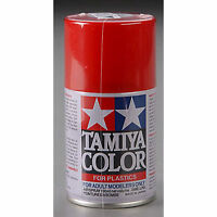 Tamiya America Inc Spray Lacquer TS-49 Bright Red