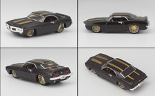 1/64 Scale Maisto 1969 Pontiac Firebird Black Diecast Vehicles Car Miniature Toy
