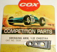 CHEETAH Original Magnesium Short Swinging Drop Arm COX #15039 Vintage 1/32nd