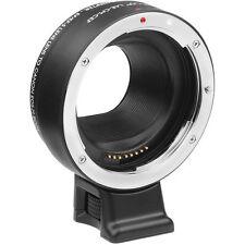 Vello Auto Lens Adapter for Canon EF/EF-S Lenses to Canon EOS M Camera