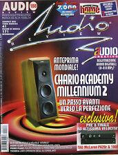 AUDIO REVIEW 188 1999 Max Gazzè Alex Britti Chario Academy Millennium 2