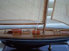 large  Sailing  Boat Yacht Wood Model Nautical