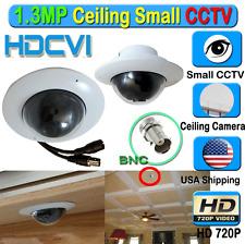 LEXA HD CVI 1.3MP 720P CCTV Security Camera Wide 3.6mm Ceiling Small Mini Camera