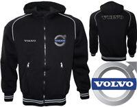 Volvo Capuche Polaire Veste Fleece Jacket Blouson Chaqueta Giacca FH LKW Cadeau