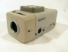 Sony SSC-C104 Hyper HAD CCD Color Video Security Camera No Lens Body Cameras