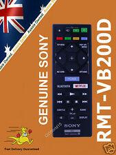 GENUINE SONY REMOTE RMT-VB200D RMTVB200D WORKS FOR BDP-S6700 BDPS6700