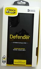 OtterBox Defender Case+Holster for Samsung Galaxy Note 10+, Black