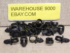 25 Routing Clips Tube Hose Wire Auveco #14530 Universal, For Use on any Auto