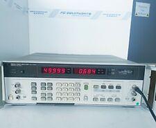 HP Agilent Keysight 8903A Audio Analyzer 100KHz