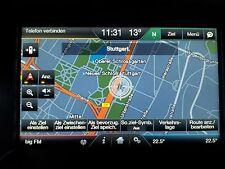 Ford Kuga SYNC 2 Navigation freischalten mit Update - optional F5 Navi SD Karte
