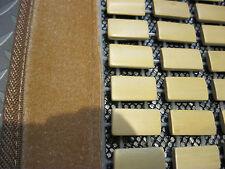 Sitzauflage Sitzbezug von Automax aus echtem Bambus