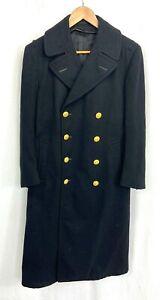 Vintage US Navy Officers Bridge Coat