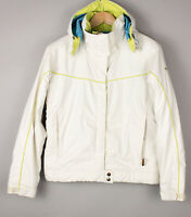 COLUMBIA Women Waterproof Skiing Jacket Size M AVZ690