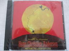 Sangene fra musicalen - Hans Christian Andersen - Musik ef Sebastian - CD NEW