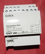Gira 101800 KNX EIB REG Heizungsaktor 6fach 0,05 A (B62)