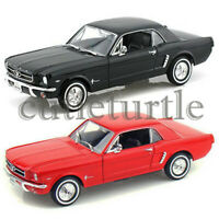 Welly 1964 1/2 Ford Mustang Coupe Hard Top 1:24 - 1:27 Diecast Model Car 22451